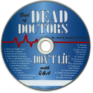dead doctors don't lie CD