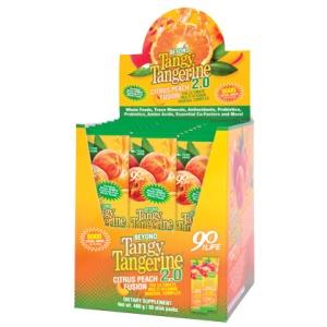 beyond tangy tangerine